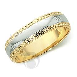 platinum wedding rings 18ct gold platinum wedding ring wedding dress from the platinum ring company hitched co uk