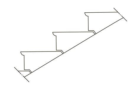 escalier massif en pierre de bourgogne