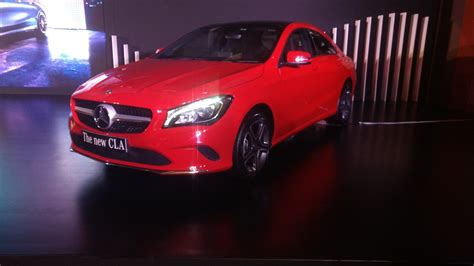 Mercedes benz cla 2020 view specs prices photos more. 2017 Mercedes Benz CLA launched in India - Motoring World