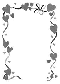 clipart mariage wedding page border clipart best