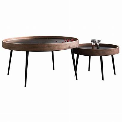 Table Metal Trundle Wooden Tables Round Atlas