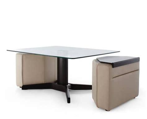 Der Stressless Duo Hocker Mit Tisch. Er