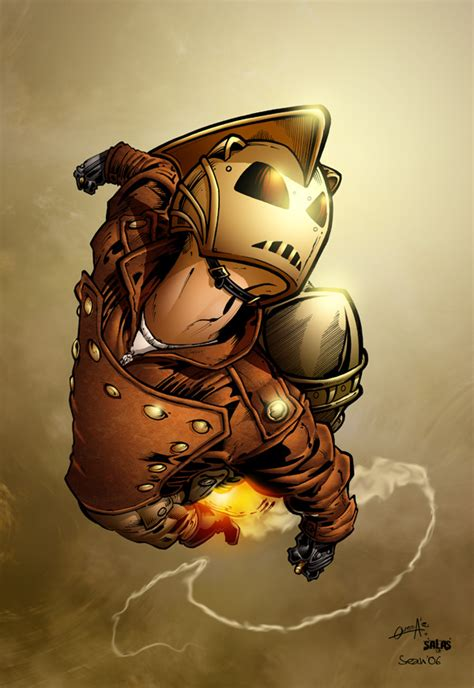 rocketeer minecraft skin
