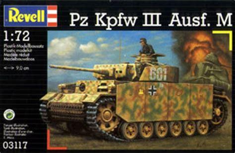 revell  panzer iii