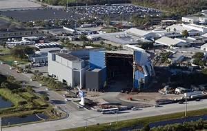 NASA - Ceremonies Celebrate Atlantis in Move to New Home