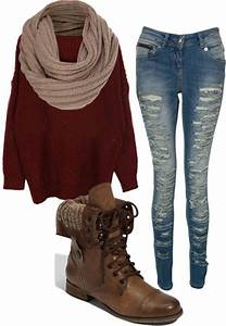 Top 20 Cute Winter Outfits Ideas For Cozy Winter 2016/17 ...