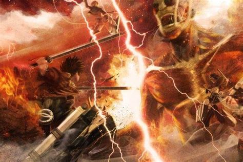 Is an android fangame based on the anime attack on titan (shingeki no the objective of the game is to survive and kill as many titans as possible and collect money to buy. Attack on Titan 2 Free PC game download