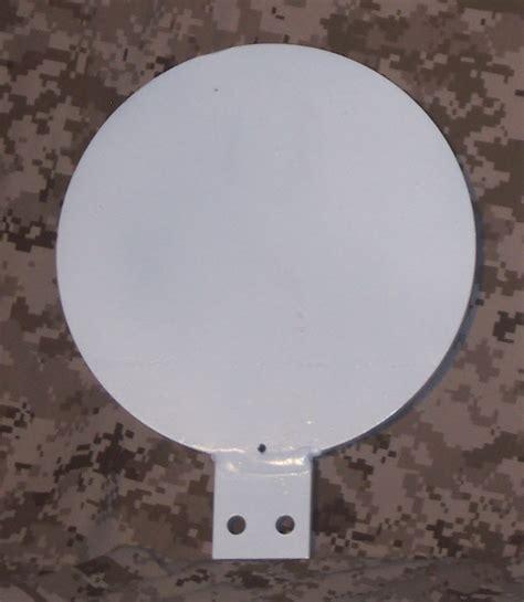plate custom steel targets