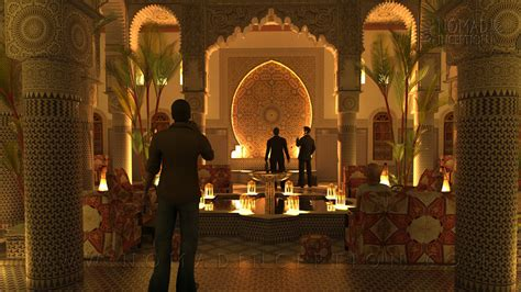 Architecture Decoration by Worldwide Moroccan Architecture And Decoration Services