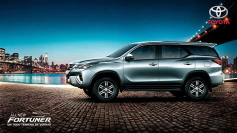 Toyota Fortuner Backgrounds by Car Wallpaper Toyota Fortuner Car Hd Wallpaper