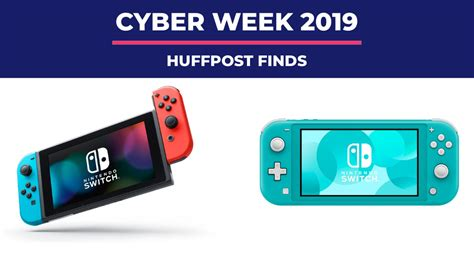 The Best Black Friday Nintendo Switch Deals Of 2019