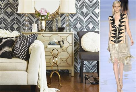 Interior Design Takes Cues From The World Of Fashion