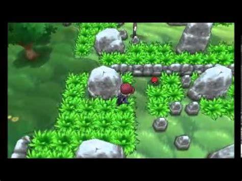 Pokemon X/Y Thunder Stone Location #01 YouTube