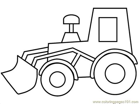 Printable Coloring Pages Trucks
