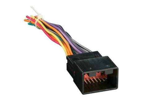 Metra Radio Wiring Harness For Ford Lincoln Mazda