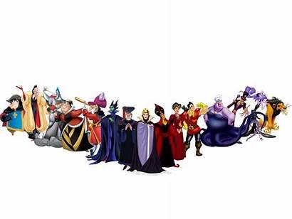 Disney Villains Friday Take Line