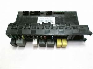 07 Mercedes C230 W203 Trunk Fuse Relay Module Unit