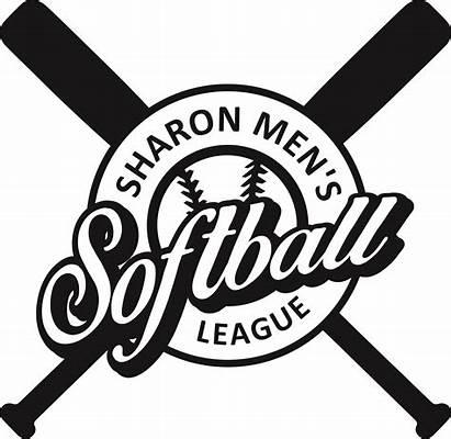 Softball Clipart Clip Mens Cliparts Sharon Covid