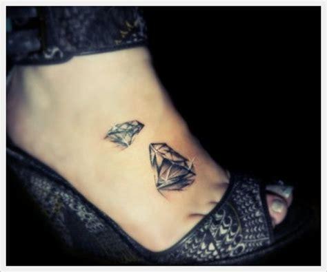 Tatouage Diamant Femme  Les Tatouages