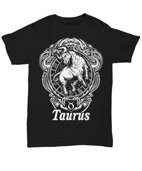 taurus zodiac astrology sign t shirt gearbubble caign