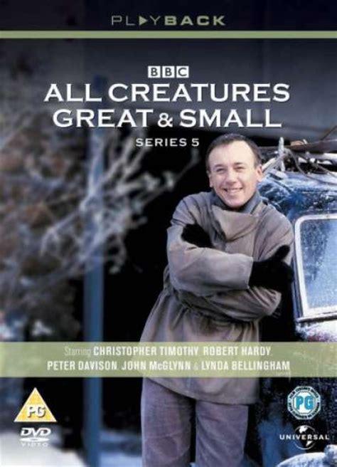 creatures great  small series  dvd zavvi