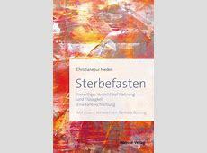 Sterbefasten von Christiane Zur Nieden Buch Thalia