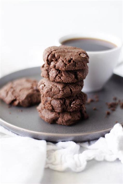 ingredient keto cookies   carb flourless