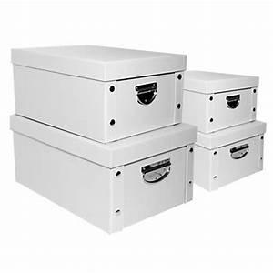 Boite De Rangement Alinea : boite de rangement carton tous les objets de d coration ~ Dailycaller-alerts.com Idées de Décoration