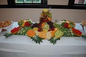 wedding vegetable tray similar to this fruit tray i did With wedding veggie tray ideas