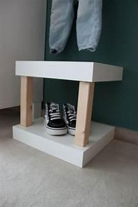 Ikea Hack Schuhschrank : ikea hack kinderzimmer garderobe sitzbank schuhregal lack regal diy hacks pinterest kinder ~ Eleganceandgraceweddings.com Haus und Dekorationen
