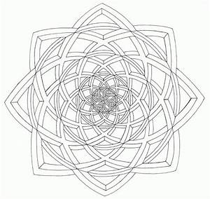 Optical Illusions Coloring Pages - Coloring Home
