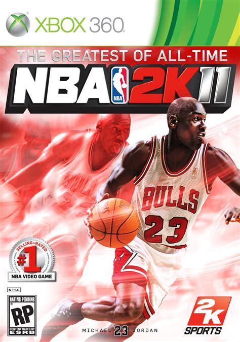 NBA 2K11 Cover Art Revealed
