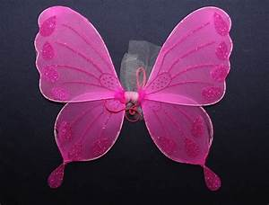 GREEN OWL CLOTHING | Pink LED Fairy Wings | Online Store ...