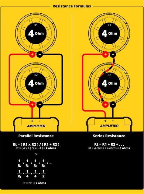 subwoofer speaker wiring diagrams kicker 174