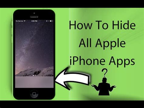 how to hide photos iphone how to hide all iphone apps