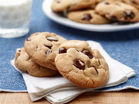 simple chocolate chip cookies recipe food network
