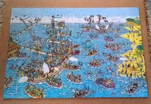 Where's Waldo Pirate
