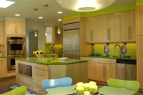 Green Kitchens : Go Green In The Kitchen With Pantone's 2017 Color Of The Year