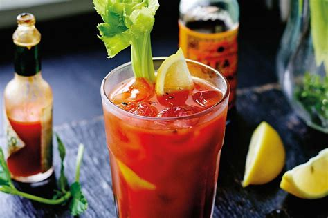 bloody drink how to make a perfect bloody mary cocktail recipe