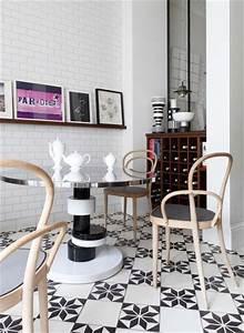 carreaux de ciment pour le sol de la maison cote maison With carreaux de paco