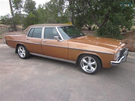 1978 Holden Statesman Hz Caprice Lol If He Had Is Way He'd