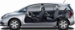 Toyota Verso Dimensions : toyota verso 7 seater car reviews small mpv ~ Medecine-chirurgie-esthetiques.com Avis de Voitures