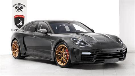Porsche Panamera 4k Wallpapers by 2018 Topcar Porsche Panamera Stingray Gtr Carbon Edition