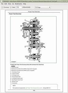 John Deere 310k Ep Backhoe Loader Service Manual