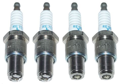 04-11 Rx8 Ngk Spark Plug Set (re7c-l) (re9b-t) (6700) (6701