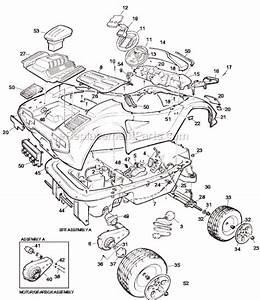 Power Wheels 74580
