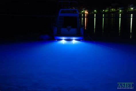 Boat Plug Light Installation by Marine Underwater Lights Localbrush Info