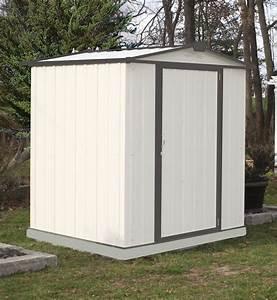 Abri De Jardin Demontable : abri de jardin m tal arrow ez65 ~ Nature-et-papiers.com Idées de Décoration