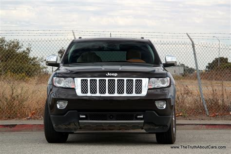 overland jeep cherokee review 2013 jeep grand cherokee overland summit the