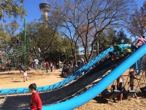 photo rad playground san antonios hemisfair park